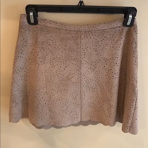 BCBGMaxAzria Beige Skirt Size XS
